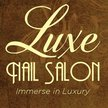 Luxe Nail Salon Denton  Logo