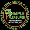 Simple Pleasures Logo