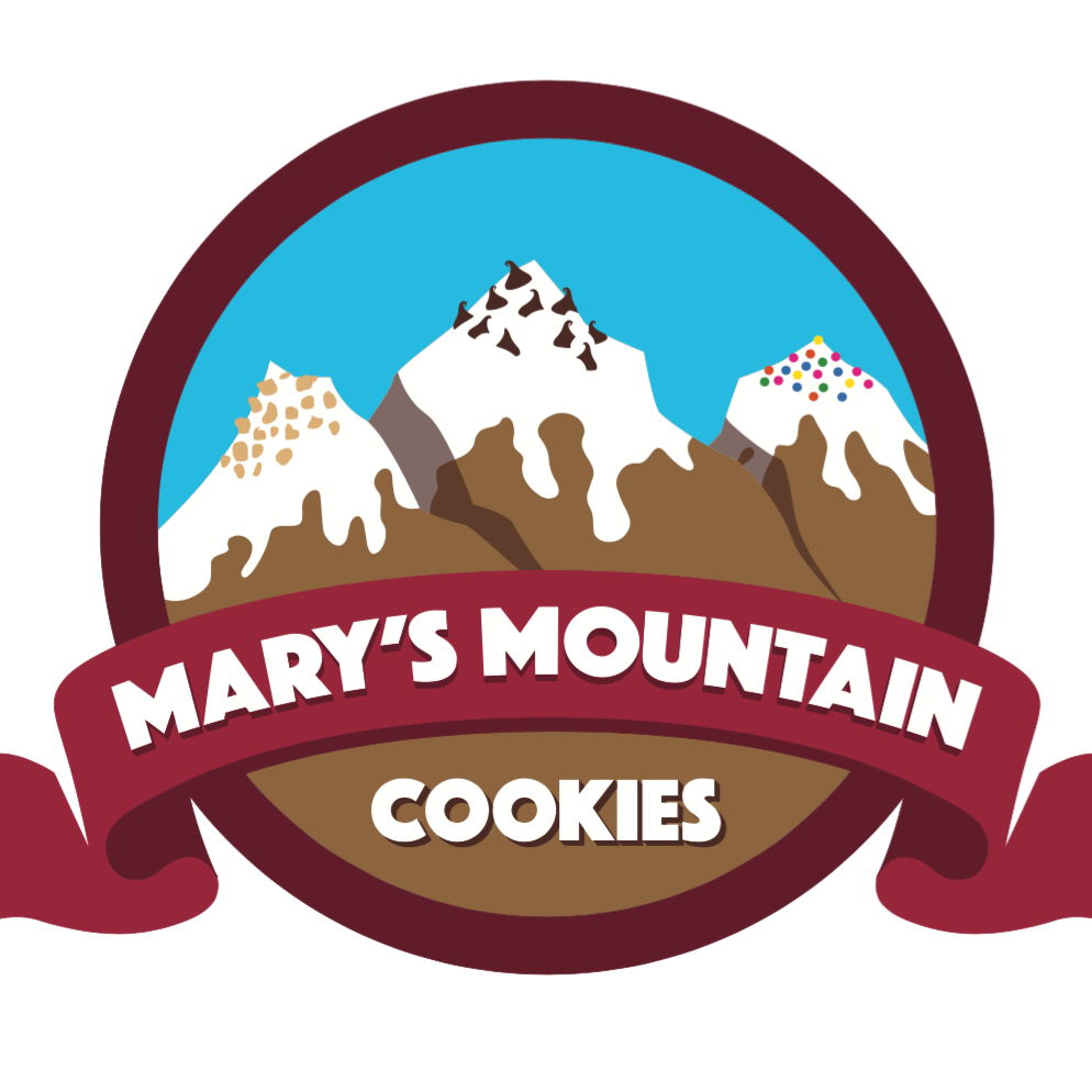 Mary's Mountain Cookies Logo