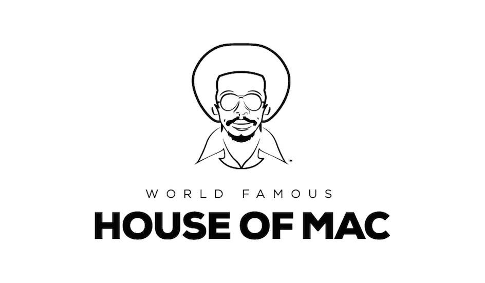World Famous House of Mac Logo