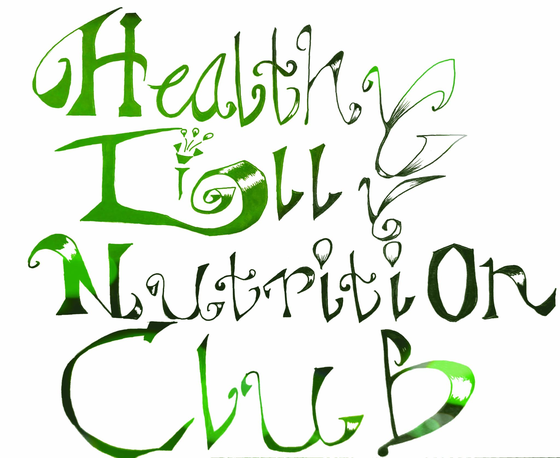 Healthylilly Nutrition Logo