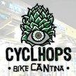 CYCLHOPS Bike CANtina-Longmont Logo