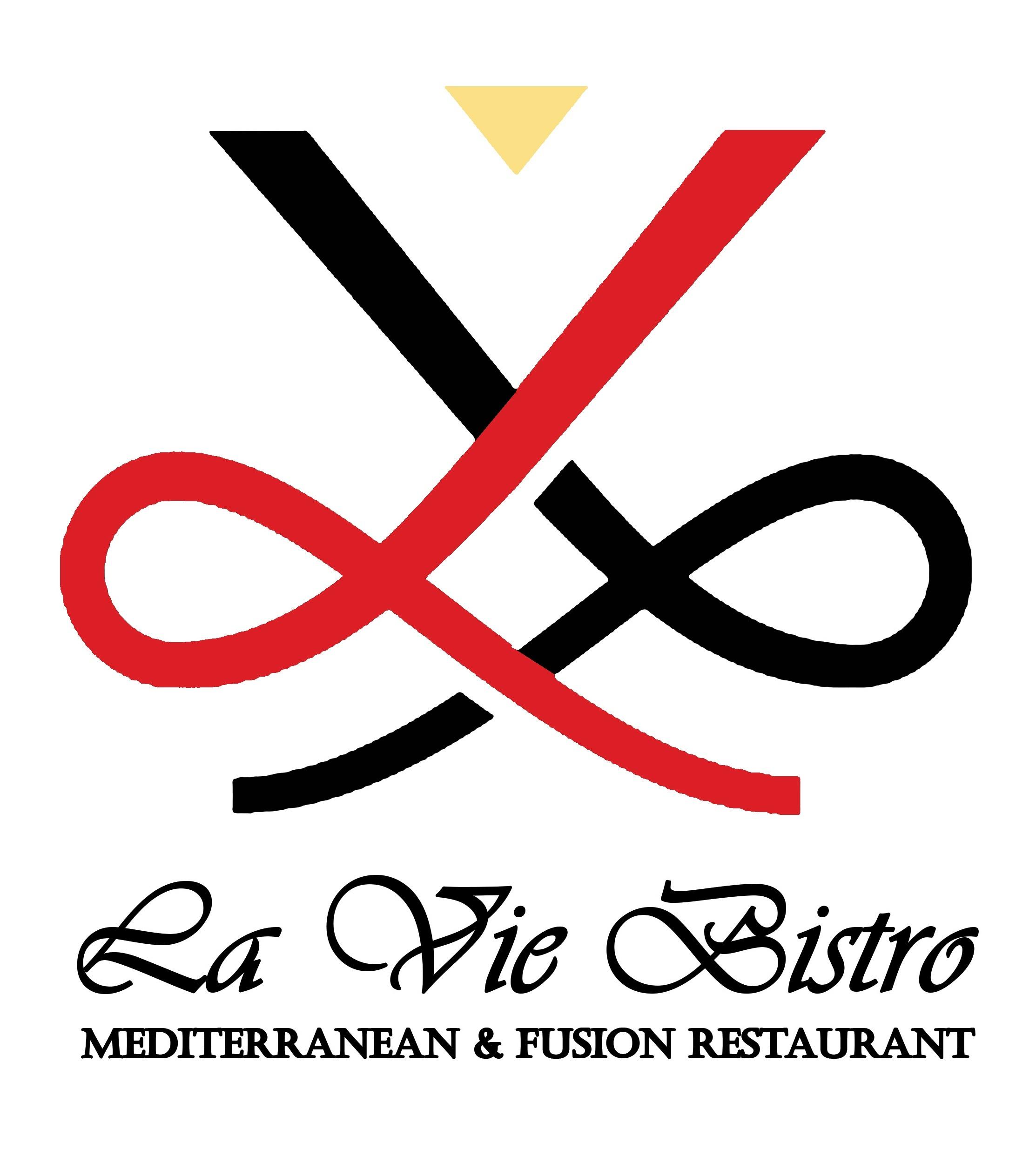La Vie Bistro - Sherman Way Logo
