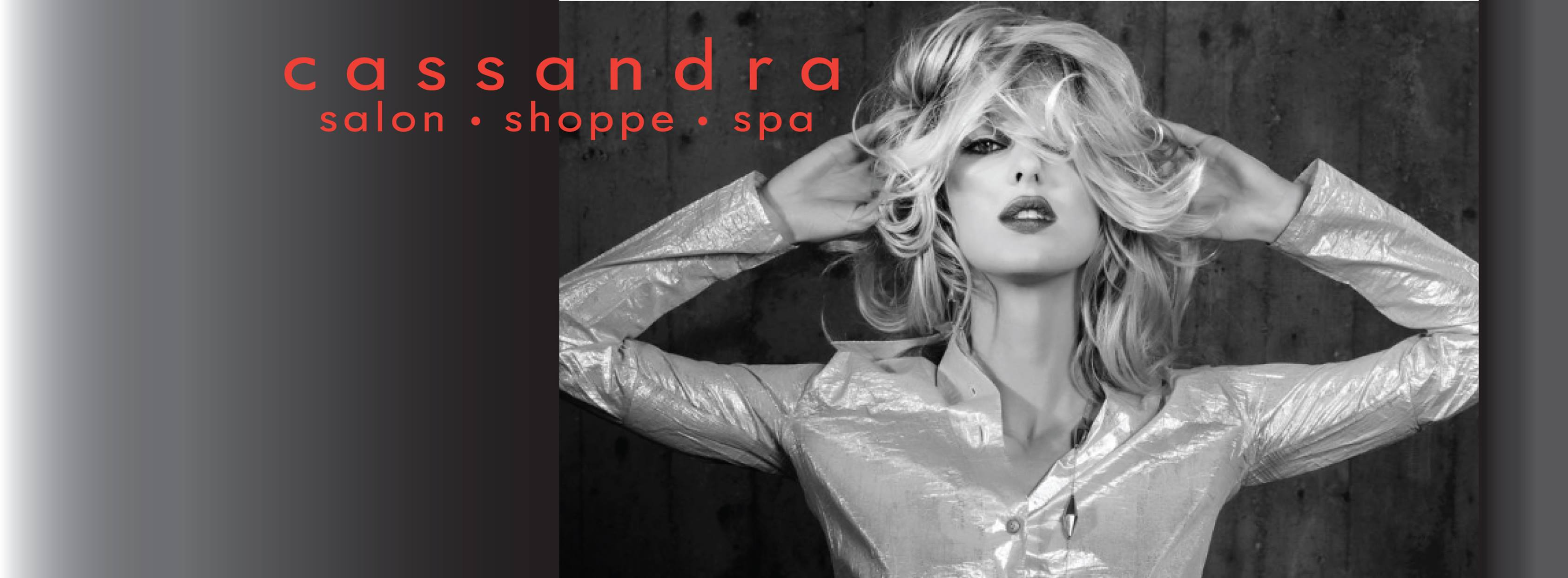 Cassandra Salon & Spa Logo