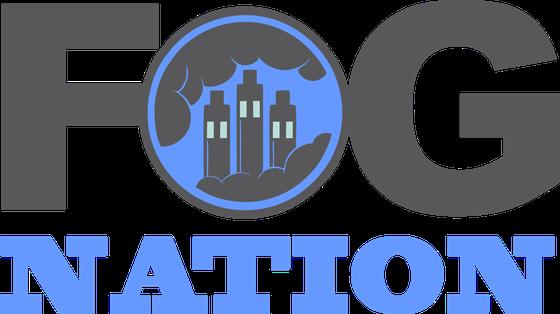 Fog Nation - SW 40th Street Logo