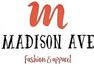 Madison Ave Fashion & Apparel Logo