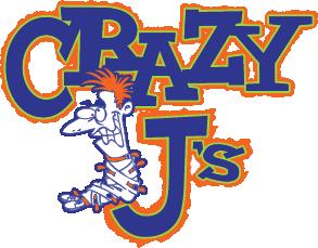 Crazy J's Logo