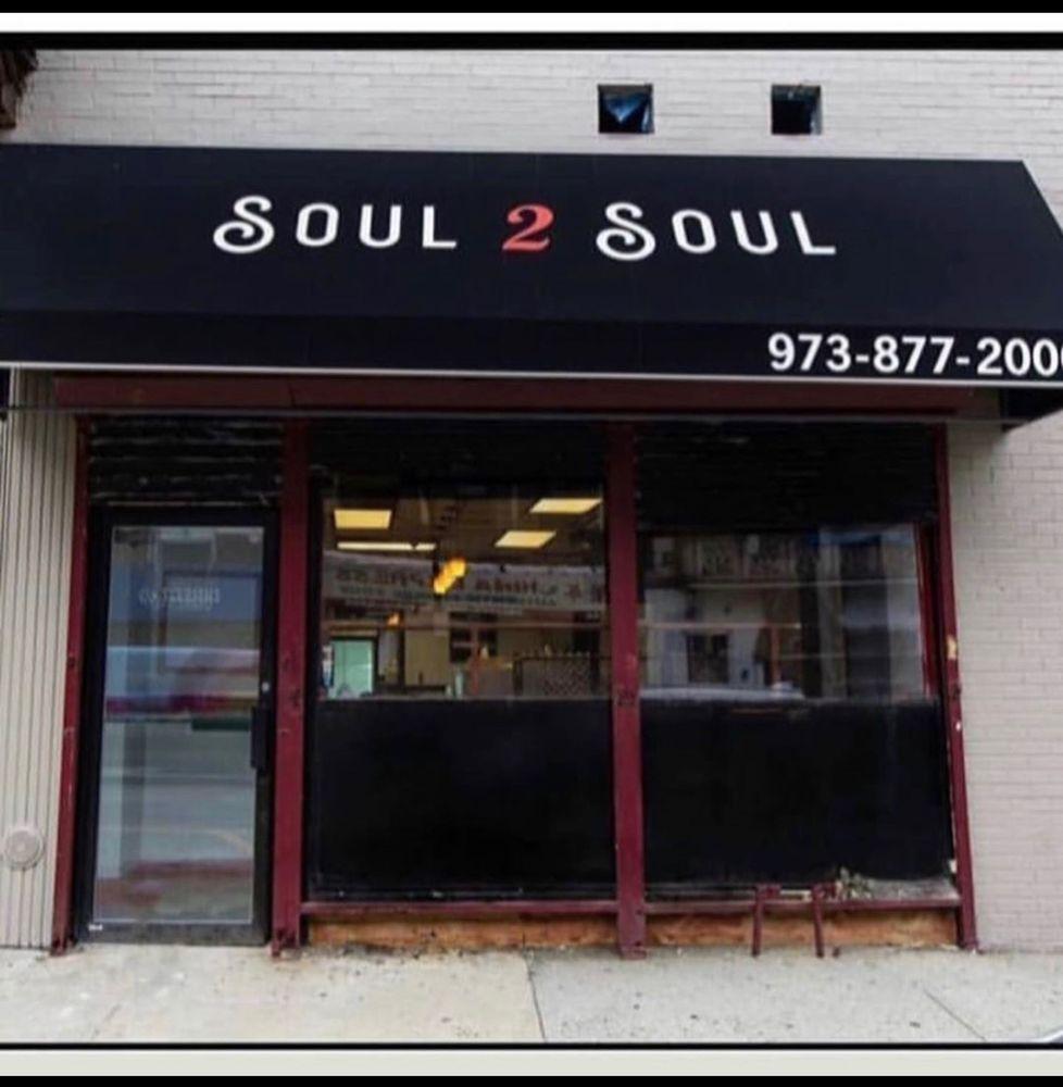 Soul 2 Soul - Newark Logo