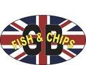GB Fish & Chips  Logo