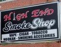 High End Smoke Shop Logo