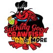 Sucking Good Crawfish & More  Logo