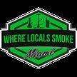 Where Locals Smoke Logo