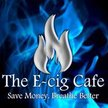 The Ecig Cafe - Blaine Logo