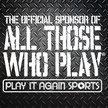 Play It Again Sports - Flint Logo