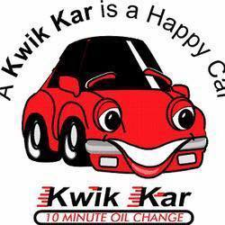 Kwik Kar Lube & Tune Kar Wash Logo
