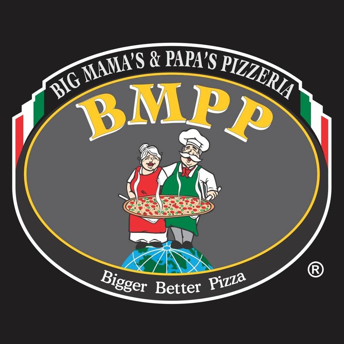 Big Mamas and Papas-Eagle Rock Logo