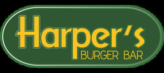 Harper's Burgers Logo