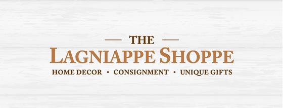 Lagniappe Shoppe - Thibodaux Logo