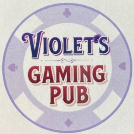Violet's Gaming Pubs Logo