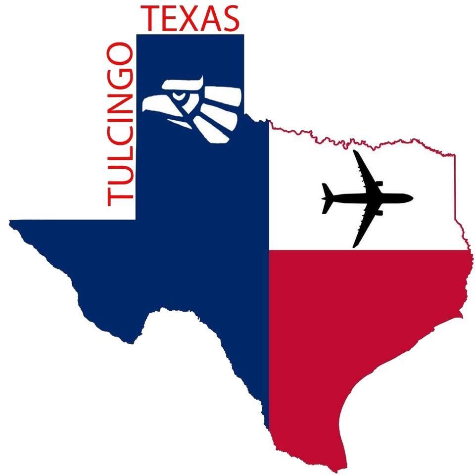 Tulcingo Texas - Houston Logo