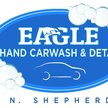 Eagle Hand Car Wash HTX Logo