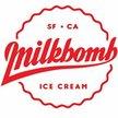 Milkbomb Ice Cream - Berkeley Logo