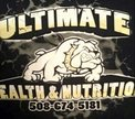 Ultimate Health and Nutrition Logo