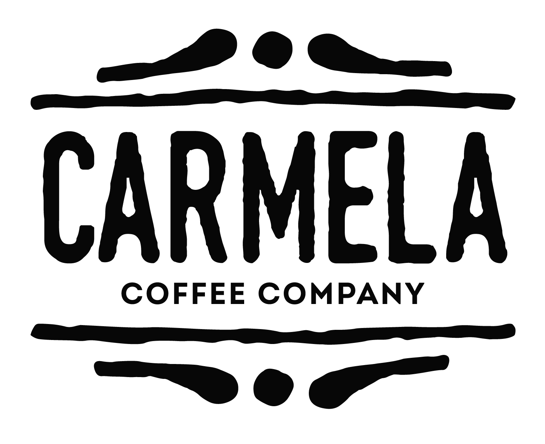 Carmela Coffee - Pompano Logo