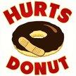Hurts Donut Co.  Logo