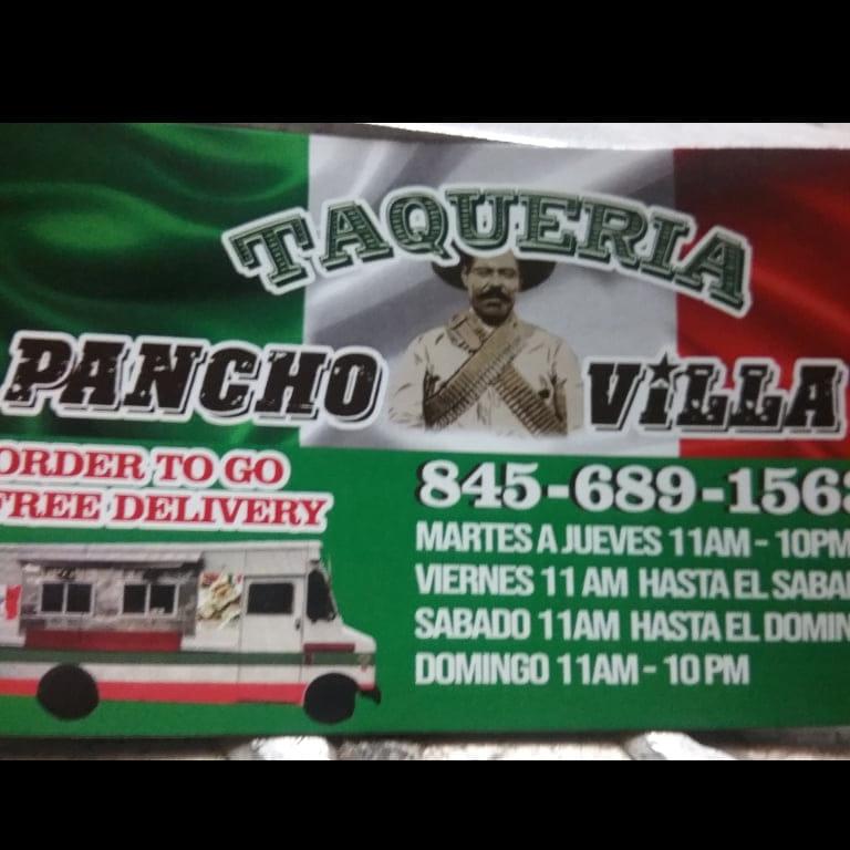 Taqueria Pancho Villa Logo