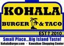 Kohala  Burger and Taco Logo