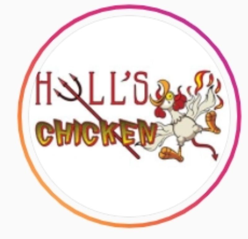 Hell's Chicken Logo