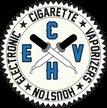 E.C.Vape Houston Logo