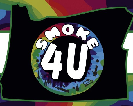 Smoke 4 U - Hillsboro Logo