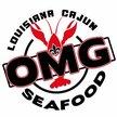 OMG Seafood -Bryan Logo