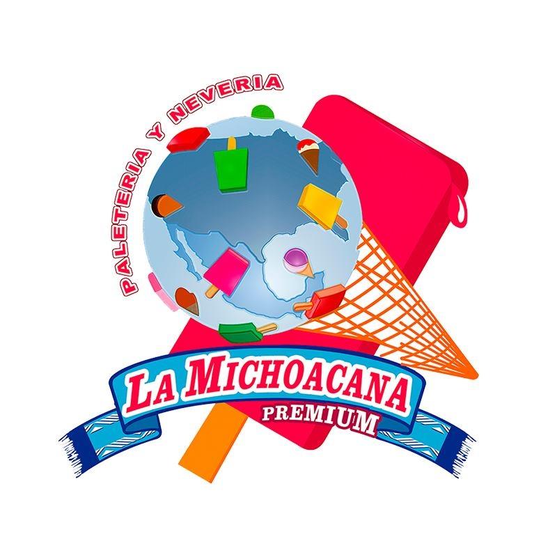 La Michoacana Premium Logo