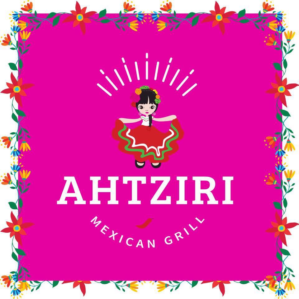 Ahtziri Mexican Grill Logo