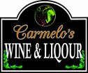 Carmelo's Wine and Liquor Logo