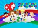 Luv 2 Play - Metairie Logo