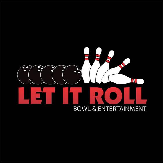 Let It Roll Bowl  Logo