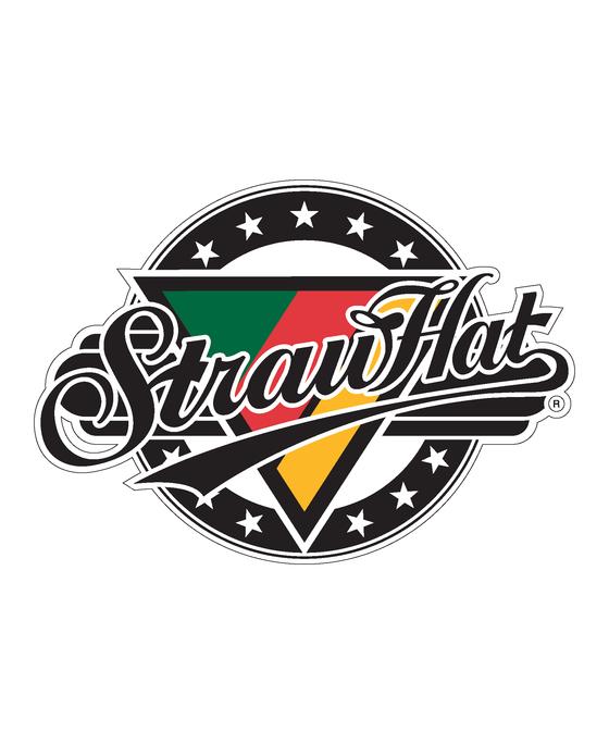Straw Hat Pizza-Rocklin Logo