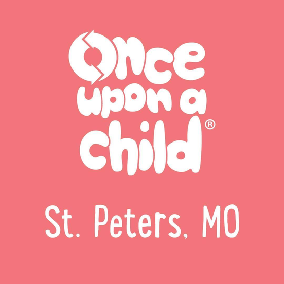 Once Upon A Child - St Peters Logo