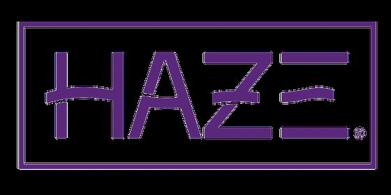 Haze Smoke Novelty and Apparel Logo