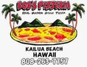 Bob's Pizzeria - Kailua Logo