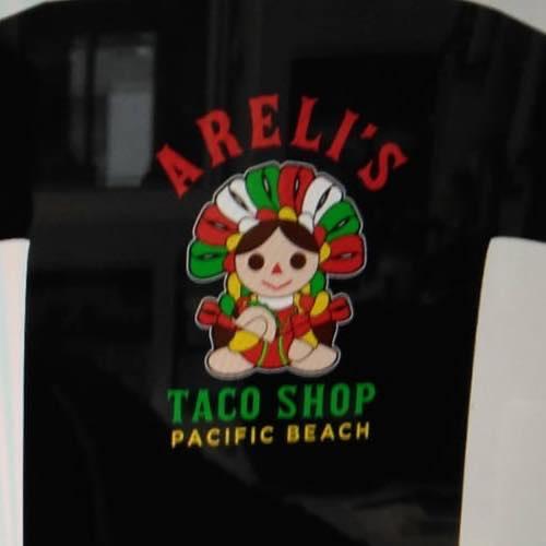 Areli's Tacos - Garnet Avenue Logo