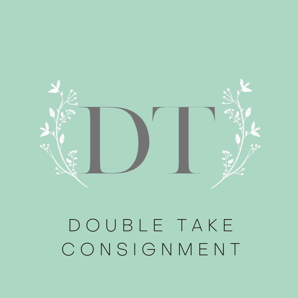 Double Take Consignment Logo