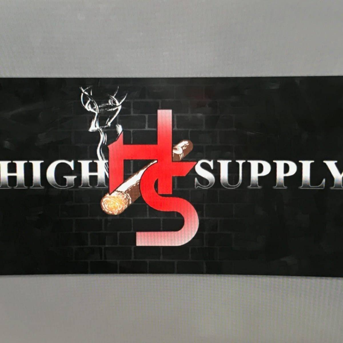High Supply - Houston Logo