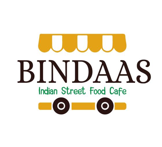Bindaas Indian Street Food Caf Logo