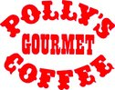 Polly's Gourmet Coffee Logo