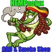Hempnotyx CBD and Smoke Shop Logo